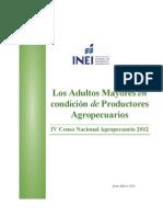Adultos Mayores Condición Productores Agrop