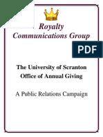 final royalty communication book