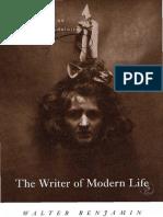 Benjamin, Walter - Writer of Modern Life_ Essays on Charles Baudelaire (Harvard, 2006)