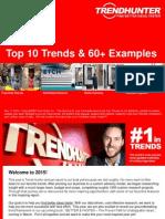 2015 Top 10 Trend Report
