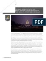 Thomson Reuters Summary of Tax Increase Prevention Act of 2014