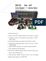 ECU LAB Operation Manual