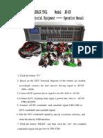 ECU LAB Operation Manual