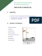 Informe Nº5 (Movimiento de Un Proyectil)