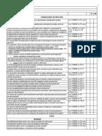 Checklist PGR Licitacao