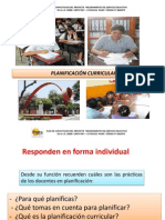 Planificación Curricular (3)