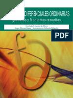 Ecuaciones Diferenciales Ordinarias Ejercicios y Problemas Resueltos