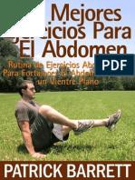 Los Mejores Ejercicios Para El Abdomen - Patrick Barrett .Alba
