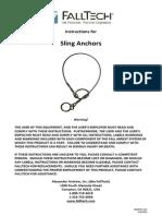 FallTech 7372 Manual