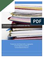 Trastorno Del Desarrollo y Logopedia