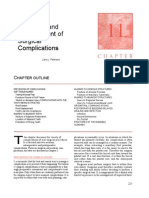 11 Prevention and Management of Surgical Complications