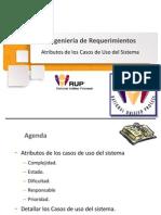 S11-1 Requerimientos (Atributos de los Casos de Uso del Sistema).ppt