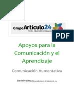 Clase Apoyos Para La Comunicación y El Aprendizaje - Comunicación Aumentativa- Dr Daniel Valdez