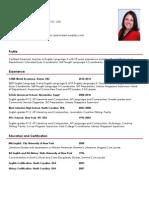jmelek english resume