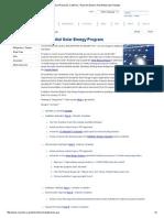 City of Roseville, California - Roseville Electric Residential Solar Rebates Step 10