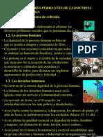 Principios y Valores Permanentes de La DSI