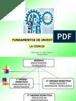 Clases de Fundamentos de Investigaxciion
