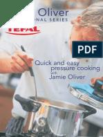 Jamie Oliver Recipebook