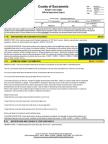 December 18, 2014 inspection report