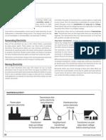 transporting electricity infosheet