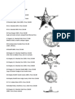 langenbacker badge catalog