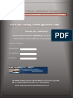 account opening forms