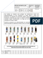 ELE0012 - Fusibles Eléctricos