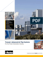 2012 Transair Power Generation Brochure