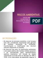 RISCOS AMBIENTAIS-ACRESEA