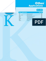 Milling Catalog 2013 Section K Other Applications