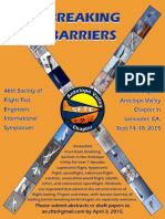 2015 SFTE Call for Papers