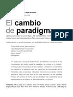 El Cambio de Paradigma- Propuesta Expositiva-Juan C Flores (2008)