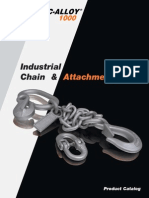 Chains and attachments