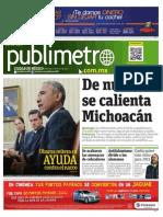 Diario Publimetro 7 ENE 2015