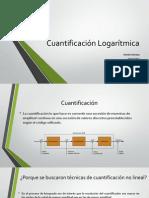 Cuantificación Logarítmica 2