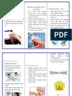 Leaflet Perawatan Diri