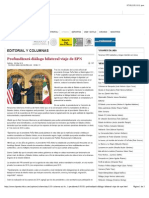 06-01-15 Profundizará Diálogo Bilateral Viaje de EPN