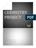 Investigatory Chemistry Project