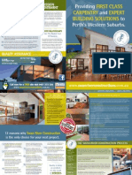 Perth Granny Flat Specialists Brochure