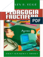 Pedagogia Fructifera - Findley Edge