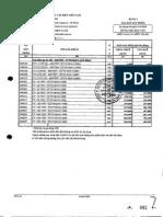 Bảng giá Cadivi 1360_