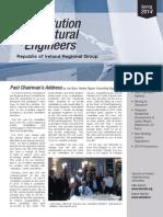 IstructE Newsletter No 25 Spring 2014