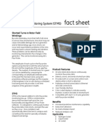 Shorted Turn Monitoring System (STMS) Fact Sheet