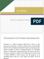 Firmware Development Online Training