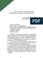 Juan Del Mal Lara y Su Philosophía Vulgar en La Sevilla Del Siglo XVI