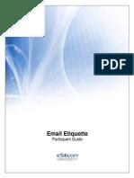 Email Etiquette PG