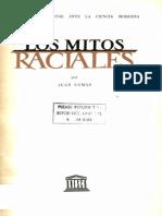 Juan Comas - Los Mitos Raciales
