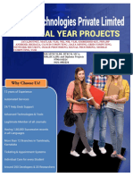 IEEE 2014-2015 JAVA TITLES