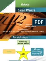 LK - PPT Liken Planus