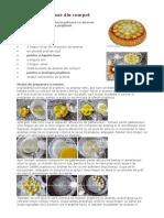 Prajitura Cu Ananas Din Compot
